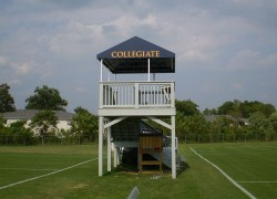 Awning for Sports Team