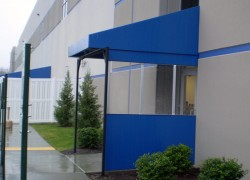 Entrance Canopy for Business