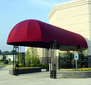 Perfect Entrance Canopy