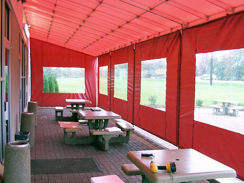 Restaurant Patio Enclosure Red 502 634 1877